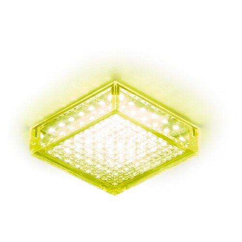 Светильник встраиваемый Ambrella Light LED, S150 GD 5W 4200K LED, 5W, IP20