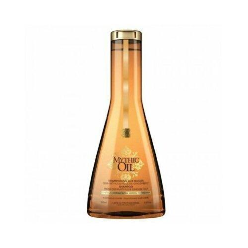 Купить L'oreal professionnel mythic oil, шампунь для тонких волос, 250 мл