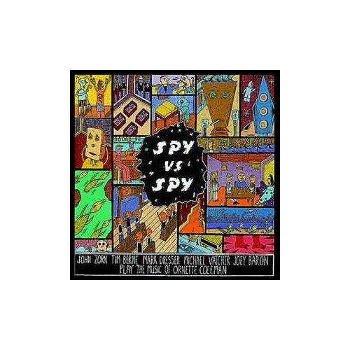 Виниловые пластинки, MUSIC ON VINYL, JOHN ZORN - Spy Vs Spy (LP)