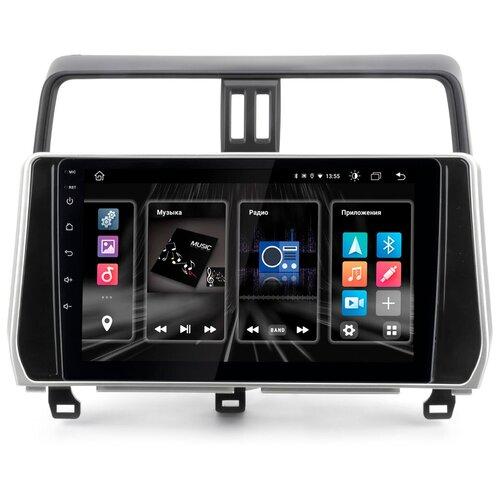Автомагнитола Toyota LC Prado 150 21+ без магнитолы Incar DTA4-2215n (Android 10) 10