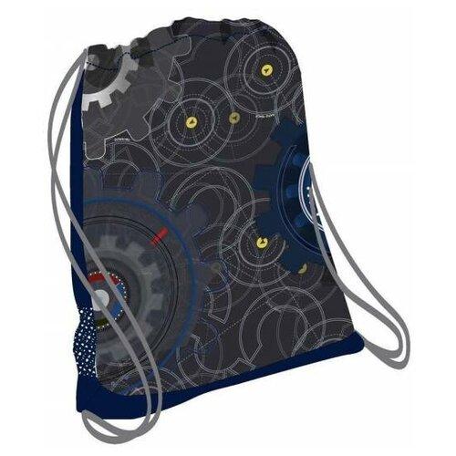 Мешок-рюкзак для обуви Belmil Robot, с вент. сеткой, 35х43 см мешок для обуви belmil robot