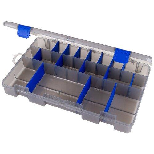 Коробка рыболовная, пластиковая Flambeau 5003ZM Max Tuff Tainer Zerust Infused (36,2х23,1х5,8 см)