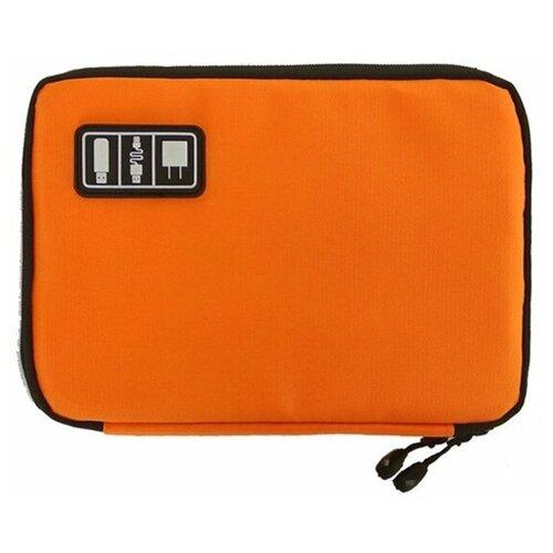 Органайзер для проводов и аксессуаров InnoZone - Оранжевый