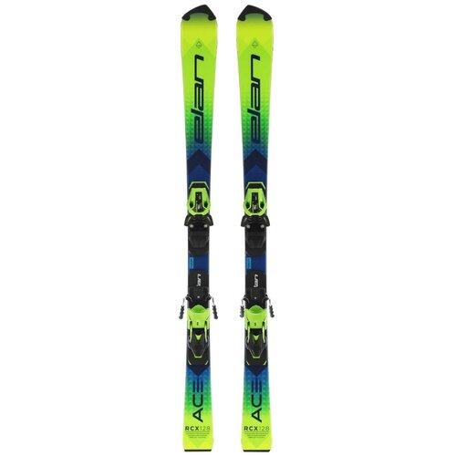 Горные лыжи детские без креплений Elan RCX Plate (21-22), 128 см