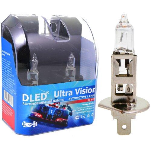 Автомобильные лампы H1 Standart DLED
