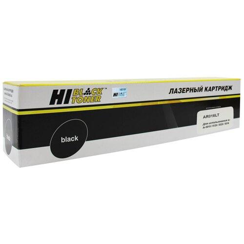 Тонер-картридж Hi-Black (HB-AR016LT) для Sharp AR-5015/5120/5320/5316, 9К