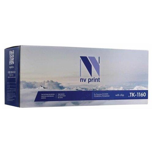 Фото - Картридж лазерный NV PRINT (NV-TK-1160) для KYOCERA ECOSYS P2040DN/P2040DW картридж nv print tk 5205k