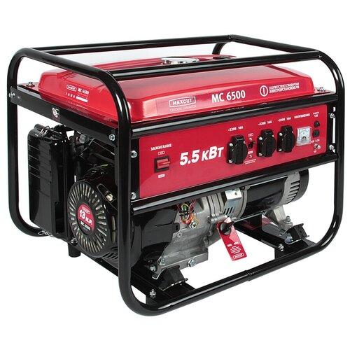 Генератор бензиновый MAXCUT MC 6500