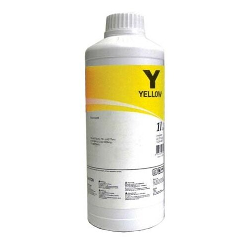 Чернила для EPSON (Т0814/T0824/T0804) St Photo R270/390/RX590/T50/P50 (1л,yellow) E0010-01LY InkTec