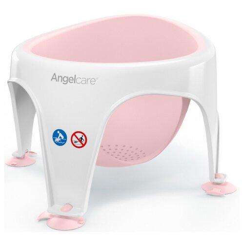 Купить Стул для купания AngelCare Bath ring BR-01 светло-розовый, Сиденья, подставки, горки