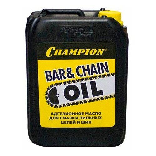 Масло для смазки пильных цепей и шин CHAMPION 5л №1067