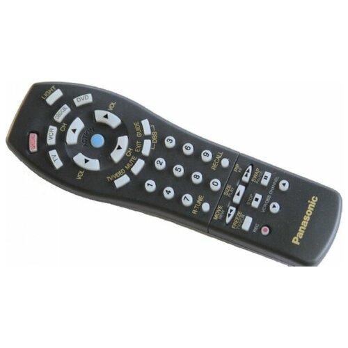 Фото - Пульт EUR511501 TV/VCR/DVD/CABLE для видеотехники PANASONIC пульт ду panasonic eur 7722x20 universal dvd vhs system