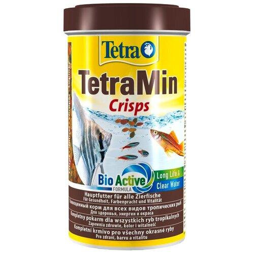 Фото - Корм для рыб TETRA Min pro crisps корм-чипсы для всех видов рыб 500мл tetra корм tetra pro color crisps чипсы для улучшения окраса всех декоративных рыб 100 мл