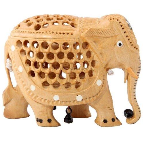 Ганг Фигурка Слон (11х5х8 см) ганг рюкзак ulva 13х30х36 см