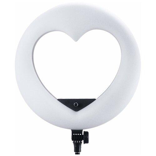 Фото - Кольцевая лампа OKIRA LED RING LV 480 D — Чёрный лампа кольцевая veila led ring fill light 3436