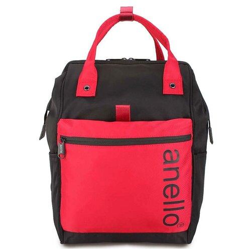 Сумка-рюкзак «Anello Big» 343 Black/Red
