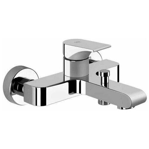 Смеситель для ванны Gessi Via Solferino 49013-031 внутренняя часть смесителя gessi 20497 031
