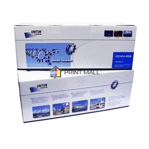 Картридж UNITON Premium для HP Color LJ Enterprise MFP M775 CE341A (651A) (Ref.) син (16K)