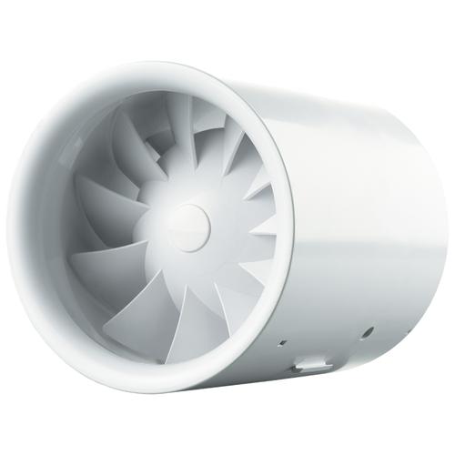 Канальный вентилятор Blauberg Ducto Plus 100 T (2 скорости, таймер) канальный вентилятор blauberg turbo 200 серый