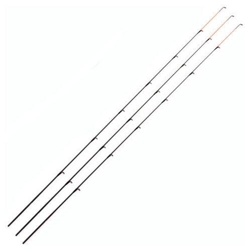 Вершинки сигнальные графитовые 3.00OZ 3.0/570мм 3шт. Tournament