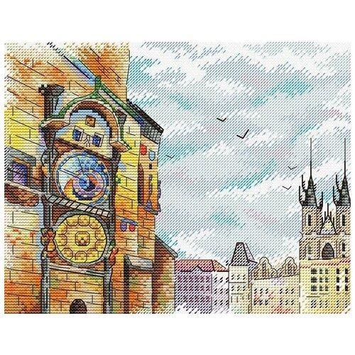 Набор История Чехии 18х22 МП-Студия М-521 18х22 МП-Студия М-521