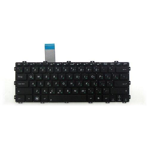 Клавиатура для ноутбука Asus X301 X301A X301K черная