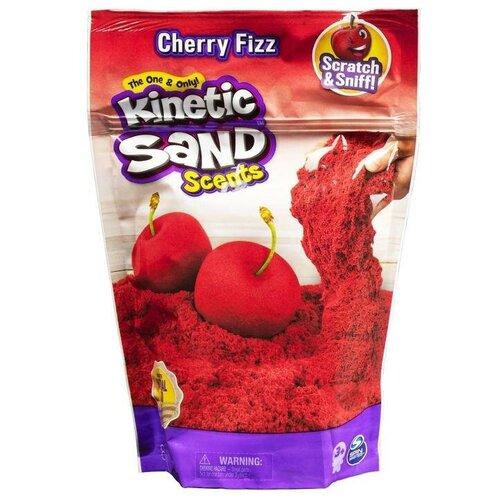 Kinetic Sand Набор для лепки Кинетический песок с ароматом вишни 6053900 недорого