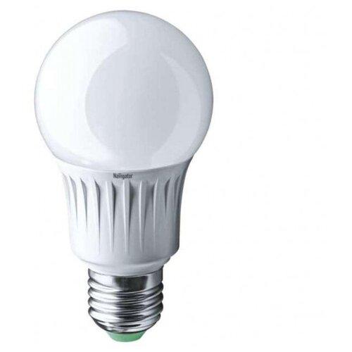 Лампа светодиодная Navigator NLL-A60-10-230-2.7K-E27 10Вт 2700К E27 94387 4 шт.