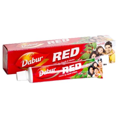 Купить Red Toothpaste Dabur (Зубная паста РЕД Красная Дабур) 200гр