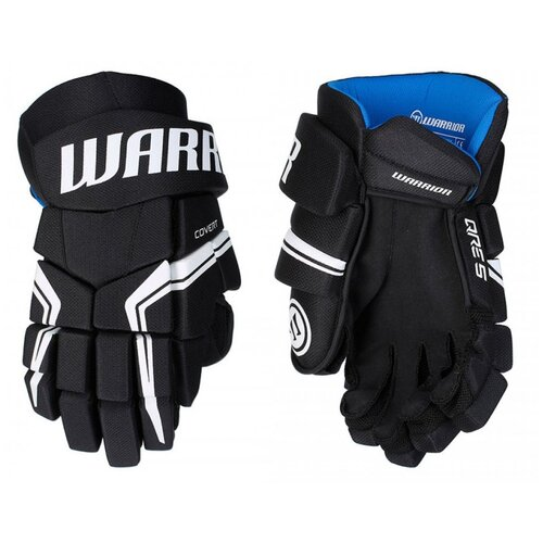 Перчатки хоккейные WARRIOR QRE5 Jr подростковые(10)