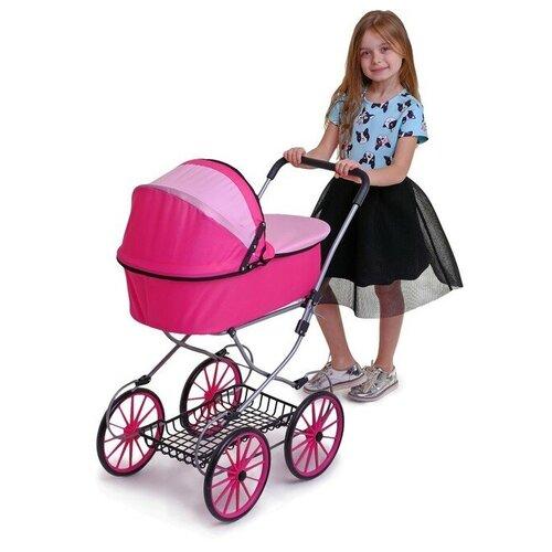 Купить Коляска для кукол универсальная, металл 9673 2955104, Melobo / Melogo, Коляски для кукол