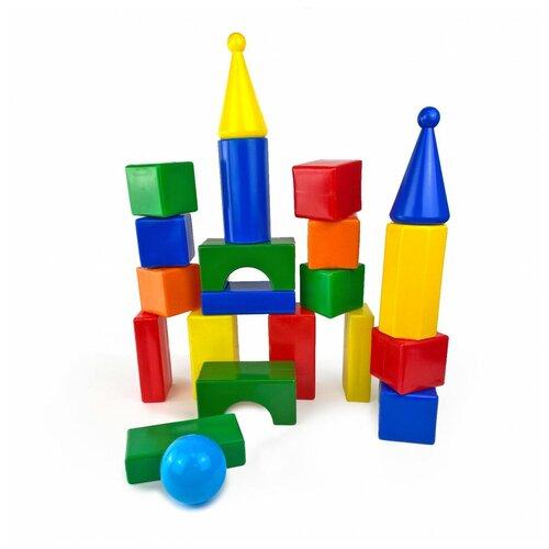 Фото - Набор кубиков строим вместе счаст детство строительный Стена смайл 21 элемент Строим вместе счастливое детство кубики строим вместе счастливое детство набор 2 5253