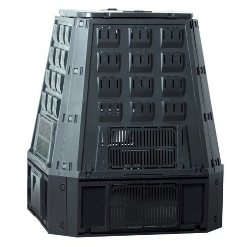 Prosperplast Компостер Prosperplast Evogreen 630 л (черный)