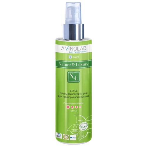 Купить Nature & Luxury Вуаль-фиксатор спрей для прикорневого объема волос, 250 мл
