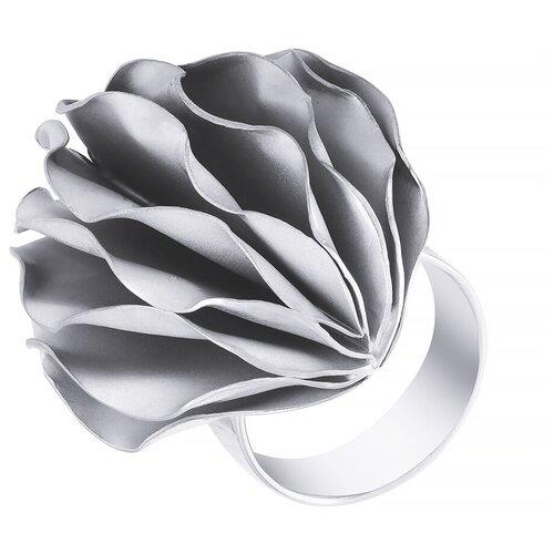 ELEMENT47 Кольцо из серебра 925 пробы KSR0187IPRD-8_KO_WG, размер 17