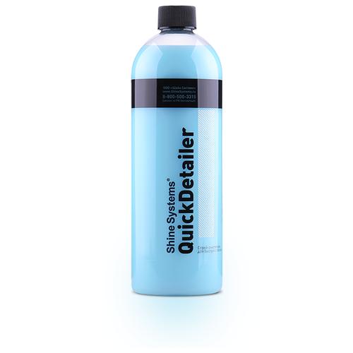 Shine Systems QuickDetailer - спрей-очиститель для быстрого ухода, 750мл