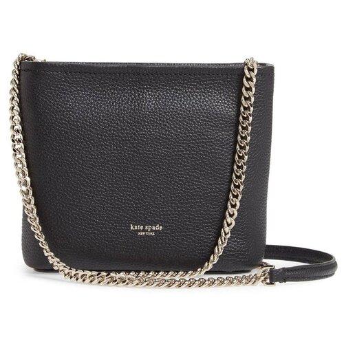 Женская кожаная сумка Kate Spade Polly Small женская кожаная сумка kate spade natalia leather crossbody cherry