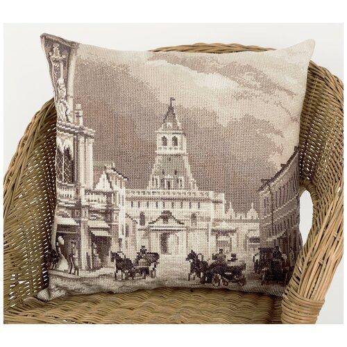 Набор для вышивания PD-1902 ( ПД-1902 ) Старая Москва. Ильинские ворота