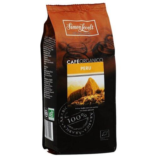 Фото - Молотый кофе Simon Levelt Cafe Organico Peru, 250 г кофе молотый samba cafe brasil rico 250 г