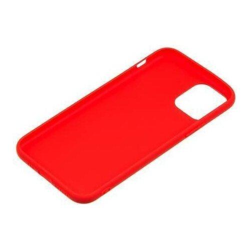 Чехол (клип-кейс) GRESSO Meridian, для Apple iPhone 11 Pro красный клип кейс gresso smart tpuдляapple iphone 11 pro розовый