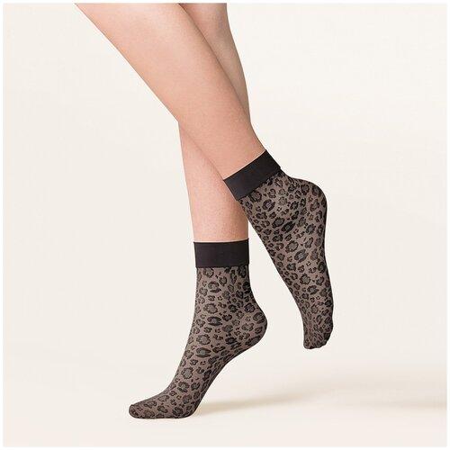 Женские носки Gabriella черные, размер UN