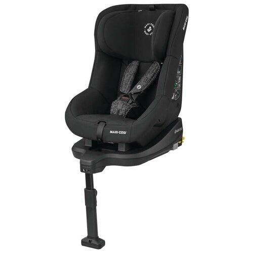 Автокресло Maxi-Cosi TobiFix Black Grid автокресло maxi cosi tinca essential black черный