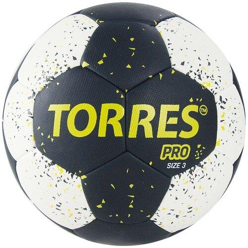 Мяч гандбольный TORRES PRO, р.3, арт.H32163 недорого