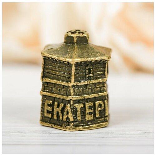 Наперсток сувенирный «Екатеринбург» латунь, 2,3 х 2,7 см 3939290