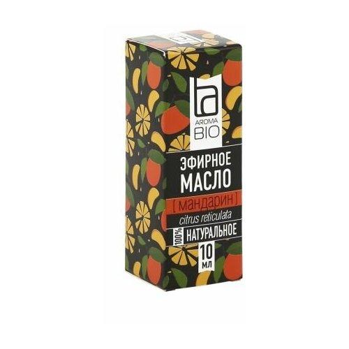 Масло эфирное АромаБио мандарин 10мл