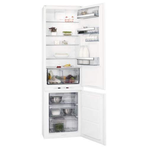 Встраиваемые холодильники AEG SCR819F8FS