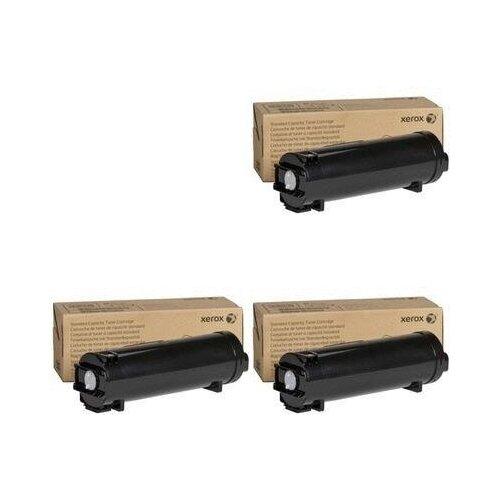 Xerox 106R03941-3PK Картриджи комплектом черный 3 упаковки, STD [выгода 3%] Black 30К для VersaLink B600DN B600, B605S B605, B605VX, B605XL, B610DN B610, B615V_X B615, B615V_XL