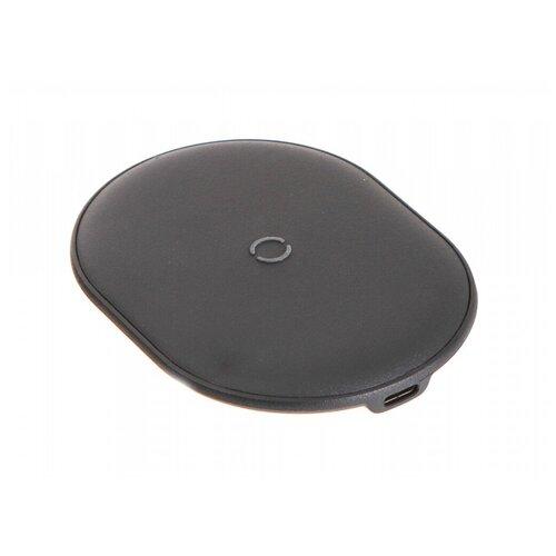 Фото - Зарядное устройство Baseus Cobble Wireless Charger 15W Black WXYS-01 беспроводное зарядное устройство baseus cobble wireless charger 15w черный bs w501