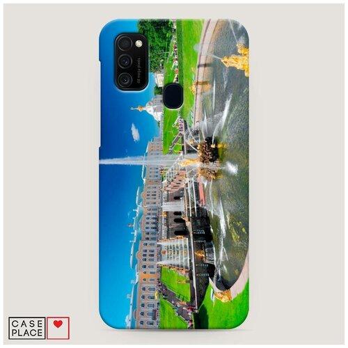 Чехол Пластиковый Samsung Galaxy M21 Петергоф