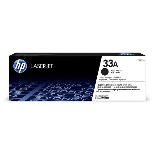 Фото - Картридж лазерный HP 33A (CF233A) тонер картридж 33a laserjet cf233a